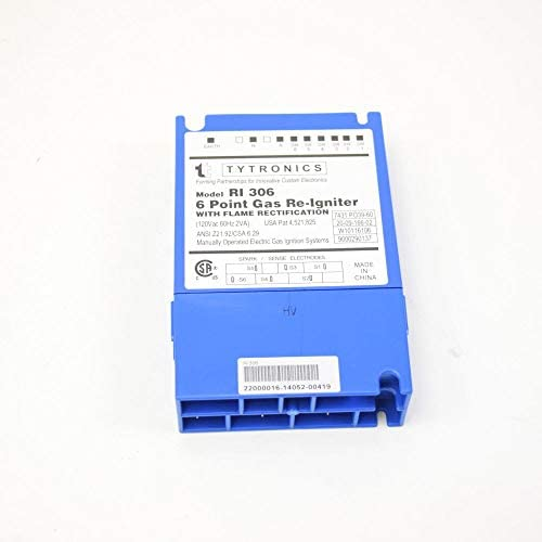 Bosch 00753257 Cooktop Re-Ignition Spark Module Genuine Original Equipment Manufacturer (OEM) Part