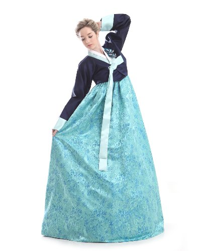 71tVd1YcUWL We make this beautiful Hanbok just for you. Please give us your 4 sizes: Height and the other 3 sizes referring to the body measurement picture 100% highest quality silk