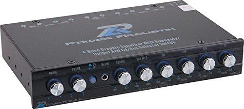 Power Acoustik PWM-16 Pre-Amp Equalizer