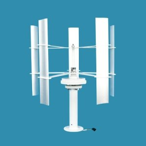 ALEKO WGV15 10W 15W Max Vertical Wind Generator Wind Turbine