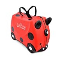 Harley The Lady-bug Trunki Suitcase (9220009)