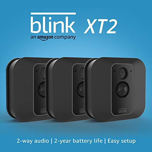 Blink-XT2-OutdoorIndoor-Smart-Security-Camera-with-cloud-storage-included-2-way-audio-2-year-battery-life--3-camera-kit