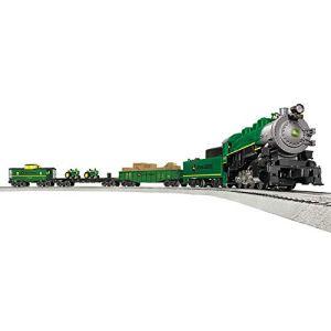 Lionel John Deere Steam LionChief Train Set – O-Gauge 41JnjXOX8fL