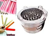 60 ice cream maker ice tubes pop best popsicles pot stainless thai yummy - thailand