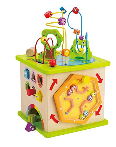 Hape Country Critters Wooden Activity...