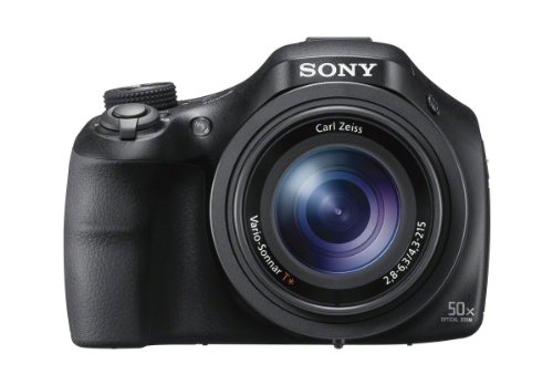 Sony Cyber-Shot DSC-HX400V Wi-Fi Digital Camera