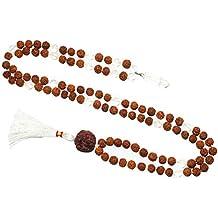 Meditation Yoga Beads Healing Necklace Indian Decor