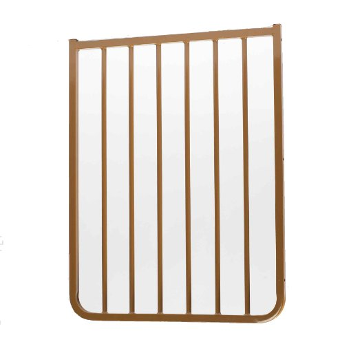 Cardinal Gates Extension for Outdoor Pet Gate, 21.75-Inch, Brown