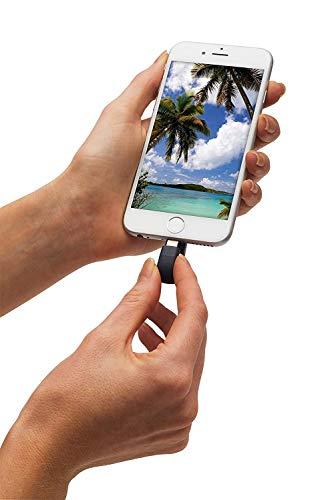 41Jw9CY34uL - SanDisk iXpand V2 256 GB USB Flash Drive for iPhone and iPad - Black (Refurbished)