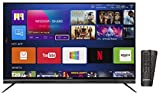 Shinco 124 cm (49 Inches) 4K UHD Smart LED TV S50QHDR10 (Black) (2018 model)