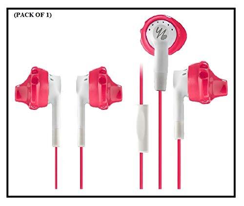 Yurbuds Inspire 300 Fitness Headphones (Pink)