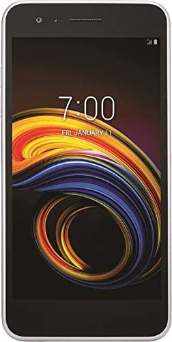 Boost Mobile LG Tribute Empire 16GB Prepaid Smartphone LGX220PBBB, Silver – Carrier Locked to Boost Mobile