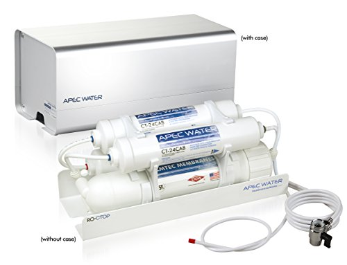 Portable Countertop Reverse Osmosis Water Filter System