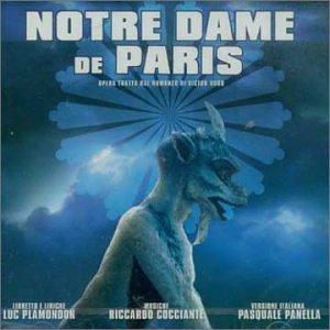 Riccardo Cocciante – Notre Dame De  Paris (versione italiana)