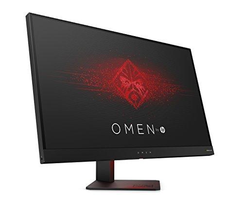 HP Omen Z4D34AA 27-inch LED Backlit Monitor (Jet Black)