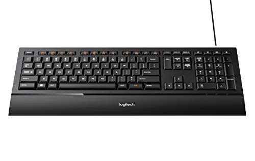 Logitech-Illuminated-Ultrathin-Keyboard-K740-with-Laser-Etched-Backlit-Keyboard-and-Soft-Touch-Palm-Rest-Black