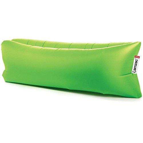 Lamzac Original Fatboy Kids Inflatable Lounger - Green