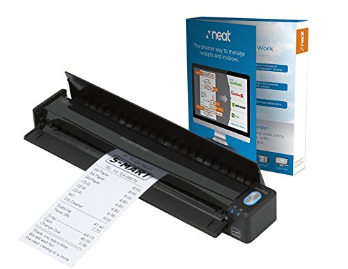 Fujitsu ScanSnap iX100 Wireless Mobile Scanner for Mac and PC
