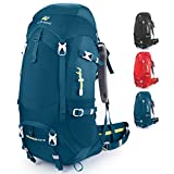 NEVO RHINO 45L / 50L Internal Frame Backpack,Ultralight Daypack for Hiking, Camping