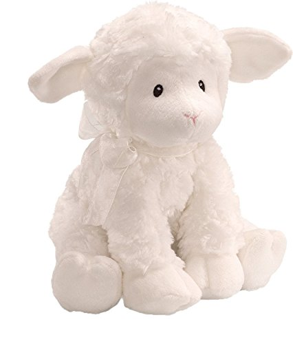 Gund Jesus Loves Me Lamb Musical Stuffed Animal