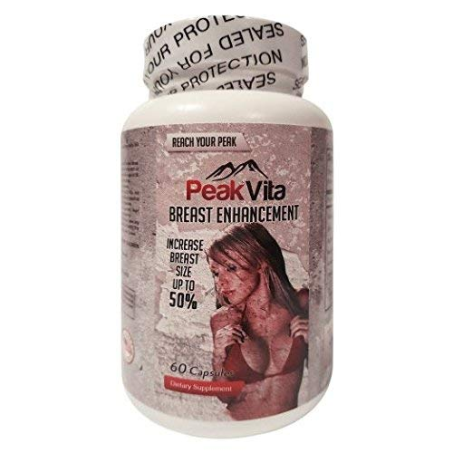 Breast Enhancement Pills | PeakVita - The Best Natural Breast Enhancement and Enlargement Supplement