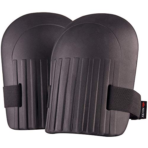 NOCRY Home & Gardening Knee Pads - with Lightweight Waterproof EVA Foam Cushion, Soft Inner Liner, and Easy Fit with Adjustable Hook'n'Loop Straps