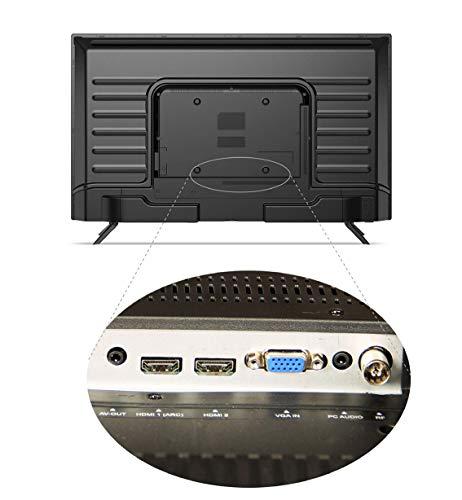 Shinco 124 cm (49 inches) Full HD Smart LED TV SO50AS-E50 (Black) (2019 Model) 10