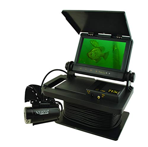 200-7236 Aqua-Vu AV 715C Underwater Viewing System with Color Video Camera & 7' LCD Monitor