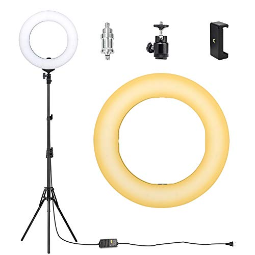 18 14 inch Ring Light Tripod