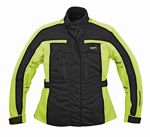 Vega Technical Gear Hi-Visibility Women's Silhouette Jacket (Yellow, XX-Large)