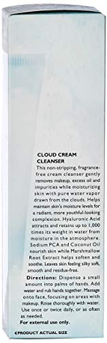 Water Drench Cloud Cream Cleanser, Hydrating Face Wash with Hyaluronic Acid 9