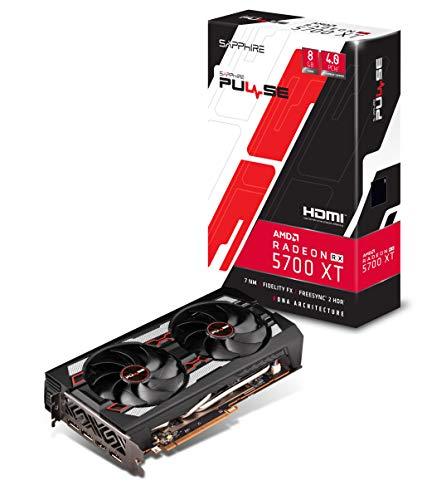 SAPPHIRE Pulse Radeon RX 5700 XT 8G GDDR6 (11293-01-20G) 10