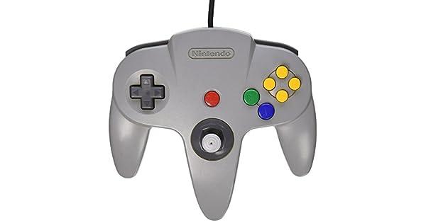 Amazon.com: Nintendo 64 Controller - Original Grey: Unknown: Video ...