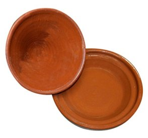 Moroccan-Cooking-Tagine-Handmade-Lead-Free-Safe-Non-Glazed-Large-12-inches-Across-Traditional