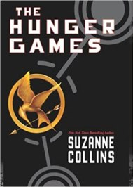 Image result for the hunger games book cover