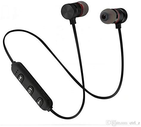 41LPhUQDqBL - SBA999 A008 Wireless|Bluetooth|Headphones/Headset with Mic and Volume Button Earphone for Mi Note 5 Pro/TS Mi Note 5 Pro/mi 6 Pro/mi 6A/ mi Y2/ Mi A2 (Black)
