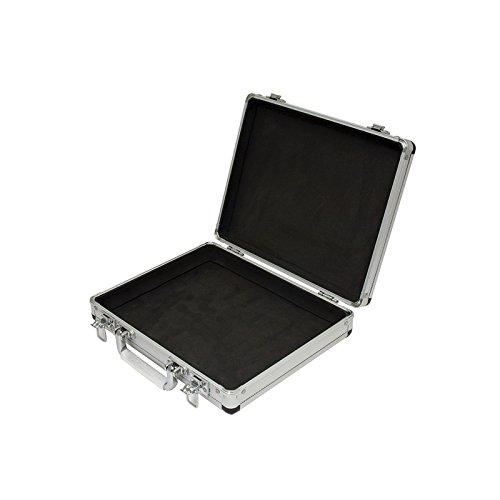 SRA Cases EN-AC-FG-A036 Silver Aluminum Hard Case
