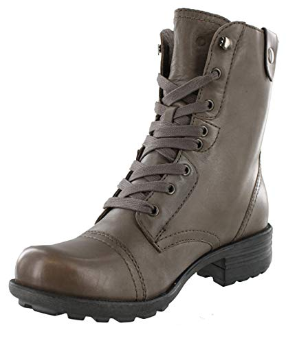 Rockport Cobb Hill Women's Bethany Boot, Stone, 8 M US