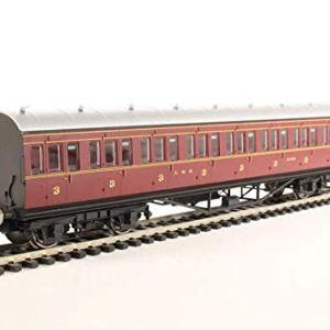 Hornby R4657A LMS Non-Corridor 57′ Third Class Coach 41Lke3YQ 2BpL