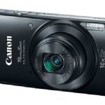 Canon Cameras US 1084C001 Canon PowerShot ELPH 190 Digital Camera w/ 10x Optical Zoom and Image Stabilization – Wi-Fi & NFC Enabled (Black)