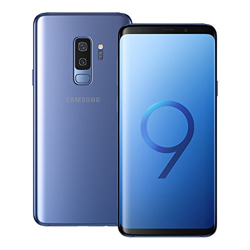 Samsung Galaxy S9 Plus (SM-G965F/DS) 6GB/128GB 6.2-inches LTE Dual SIM Factory Unlocked – International Stock No Warranty