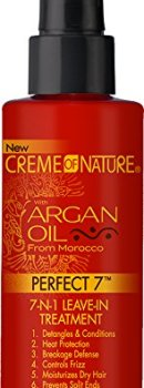 Crème of Nature Argon Oil Helps to control frizz