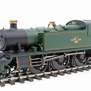 Heljan 6123 Class 61xx 'Large Prairie' 2-6-2T in BR lined green with late crest 41LstkDvYmL