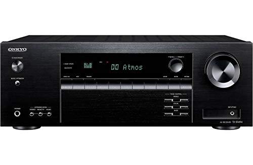 Onkyo-TX-SR494-AV-Receiver-with-4K-Ultra-HD-Dolby-Atmos-DTS-X-Hi-Res-Audio-2019-Model