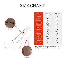 Dress Platform Pumps Shoes