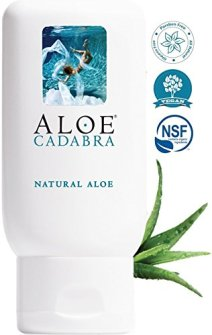 Aloe Cadabra Unscented Personal Lubricant