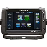 Lowrance HDS-9 Gen2 Touch Insight Display with 83/200 & LSS-2 Transom Mount Transducers