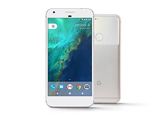Google Pixel Phone 32GB - 5 inch display ( Factory Unlocked US Version ) (Very Silver)