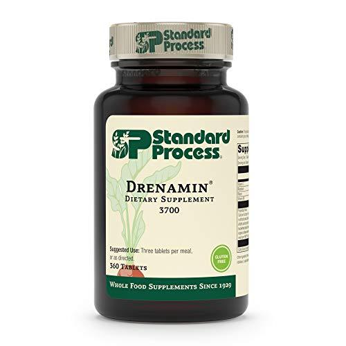 Standard Process - Drenamin - 360 Tablets