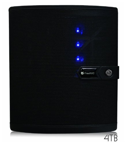 FreeNAS Mini - Network Attached Storage (4TB)
